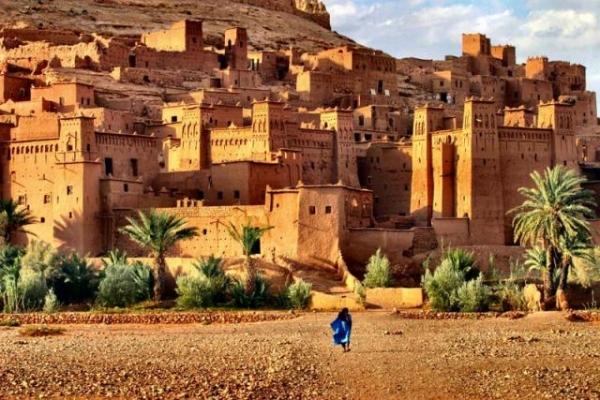 Femeie marocana intalnire la Paris